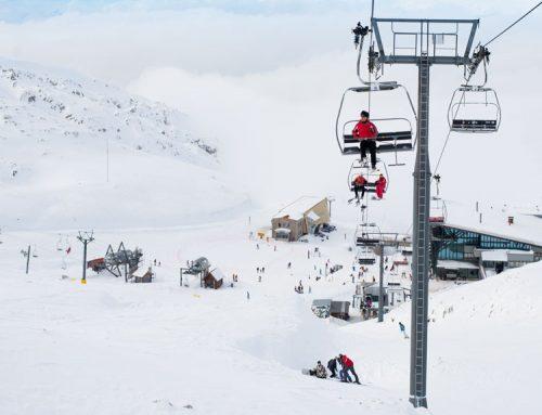 Σκι – Χιονοδρομικό Κέντρο Παρνασσού